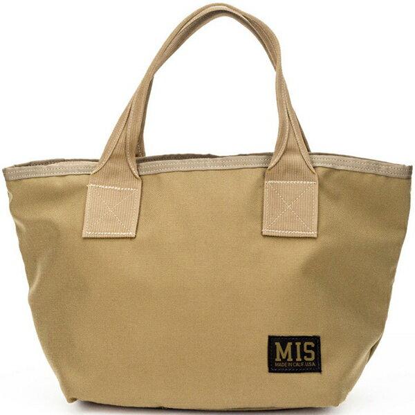 エムアイエス MIS Mini Tote Bag Coyote Tan [コヨーテタン]