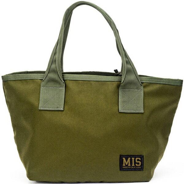 エムアイエス MIS Mini Tote Bag Olive Drab [オリーブドラブ]