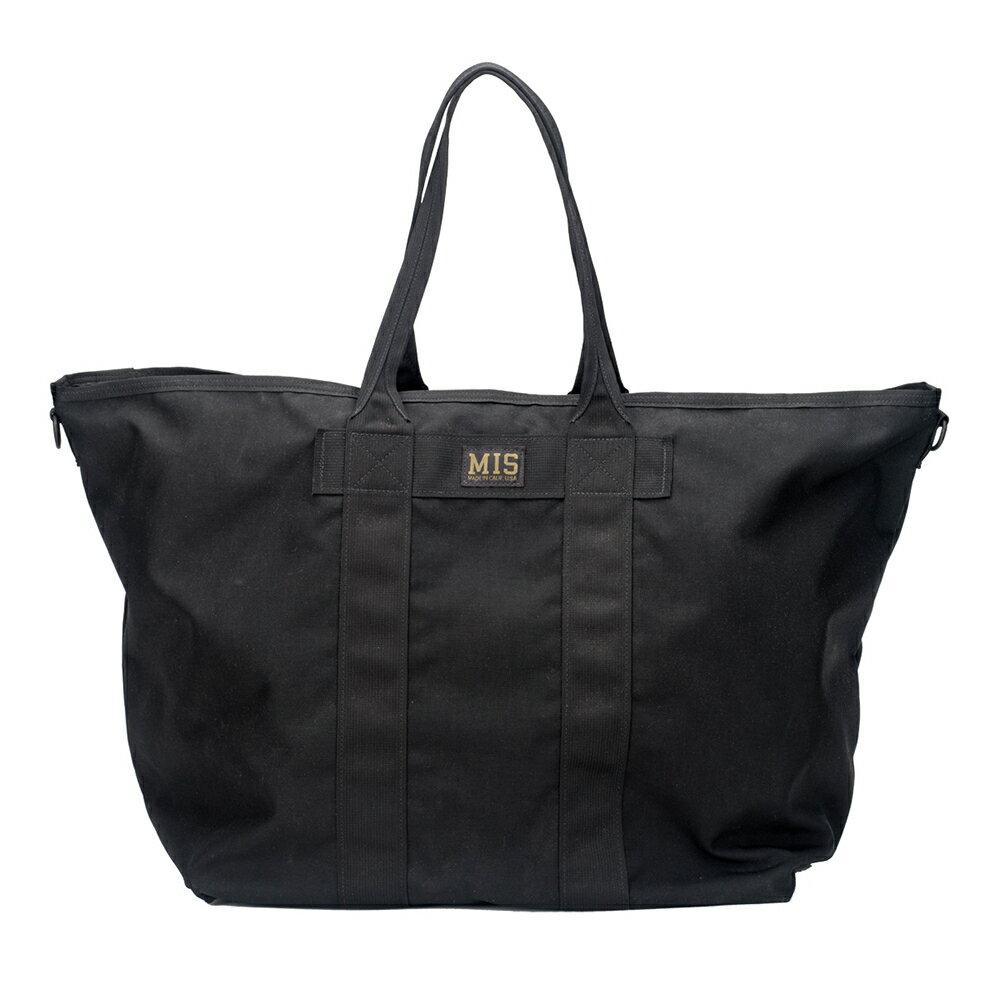 エムアイエス MIS Super Tote Bag Black [ブラック]
