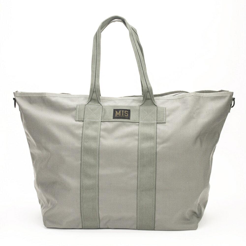 エムアイエス MIS Super Tote Bag Foliage [フォリッジ]