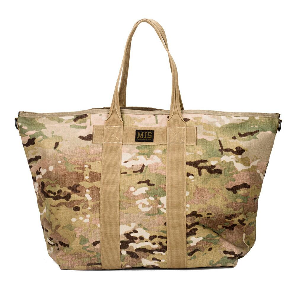 エムアイエス MIS Super Tote Bag Multi-Cam [マルチカム]