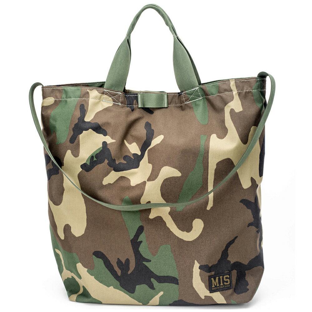 エムアイエス MIS Waterproof Carrying Bag Woodland Camo [ウッドランドカモ]