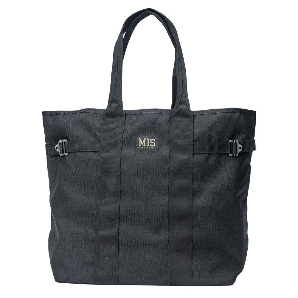 エムアイエス MIS Multi Tote Bag Black [ブラック]
