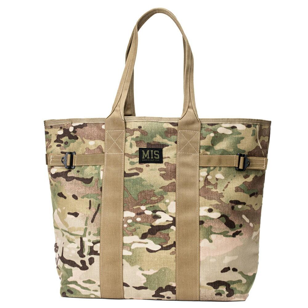 エムアイエス MIS Multi Tote Bag Multi-Cam [マルチカム]