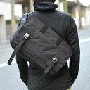ミッションワークショップ MISSION WORKSHOP VX Messenger Bags AP Series The Monty Black [モンティ]...