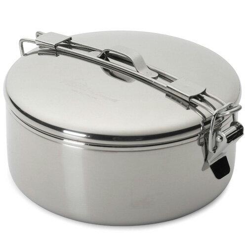 MSR ALPINE STOWAWAY POTS 1.1L [アルパインストアウェアポット][ステンレス鍋][調理器具][キャンプ用食器][1/24 9:59まで ポイント3倍]