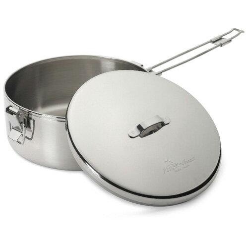 MSR ALPINE STOWAWAY POTS 1.6L [アルパインストアウェアポット][ステンレス鍋][調理器具][キャンプ用食器][1/24 9:59まで ポイント3倍]
