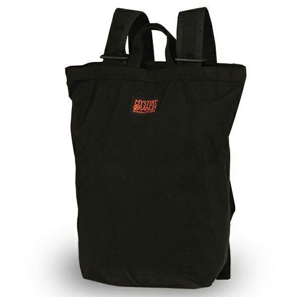 ミステリーランチ MYSTERY RANCH BOOTYBAG Black [ブーティバッグ][バックパック][4/26 9:59まで ポイント10倍]