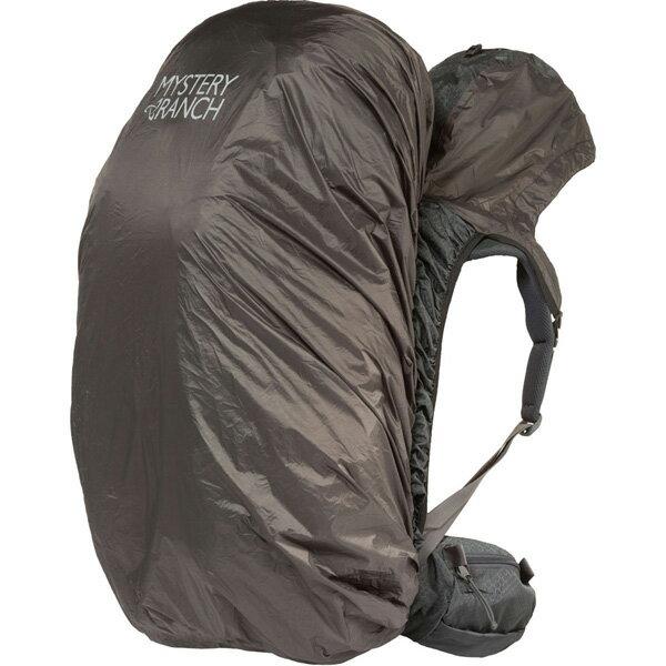 ミステリーランチ MYSTERY RANCH Hooded Pack Fly Charcoal Mサイズ [フーデッド][パック][フライ][レインカバー][ザックカバー][フード][雨具][1/26 13:59まで ポイント10倍]