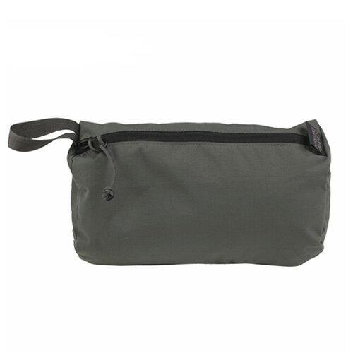 【あす楽対応 平日14:00まで】 ミステリーランチ MYSTERY RANCH Zoid Bag Charcoal Mサイズ [ゾイドバッグ][アクセサリーポーチ][5/28 13:59まで ポイント2倍]