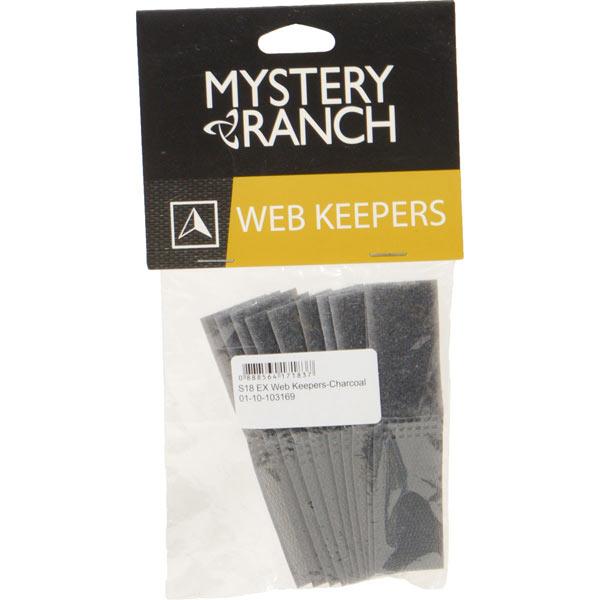 【予約商品 3月下旬〜4月上旬頃入荷予定】 ミステリーランチ MYSTERY RANCH Web Keepers Charcoal [2019年新作]