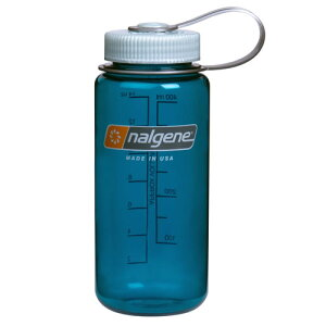 【あす楽対応 平日13:00まで】 ナルゲン NALGENE 広口0.5リットル Tritan トラウトグリーン [水筒][ボトル][BPAフリー][0.5L][500ml][91175]
