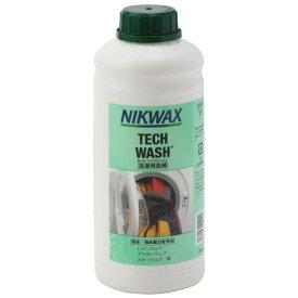 ニクワックス NIKWAX テックウォッシュ 1L [洗剤][撥水生地用][EBE183]
