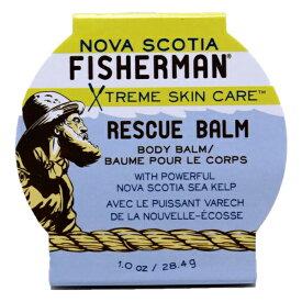 【あす楽対応 平日13:00まで】 ノバスコシアフィッシャーマン NovaScotia Fisherman Rescue Balm 28.4g [NS-BC-A1]