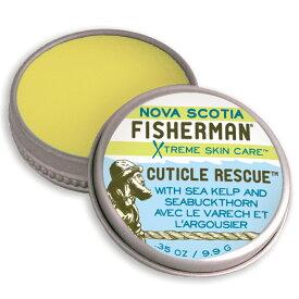 【あす楽対応 平日13:00まで】 ノバスコシアフィッシャーマン NovaScotia Fisherman Cuticle Rescue 9.9g [NS-BC-D1]