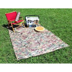 【あす楽対応 平日13:00まで】 オレゴニアンキャンパー Oregonian Camper Camo WP Ground Sheet L Camo [グラウンドシート][防水][カモ][OCB-712]