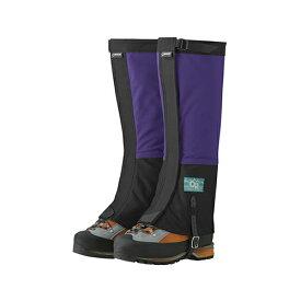 【vic2セール】 アウトドアリサーチ OUTDOOR RESEARCH Retro Crocodiles Purple Rain/Black [レトロクロコダイルゲイター]