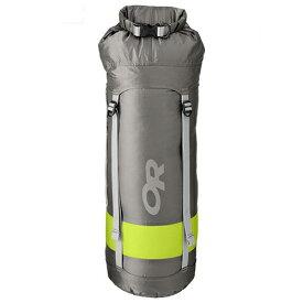 アウトドアリサーチ OUTDOOR RESEARCH Airpurge Dry Compression Sack 15L Pewter [エアパージドライコンプレッションサック][15L][ピューター]