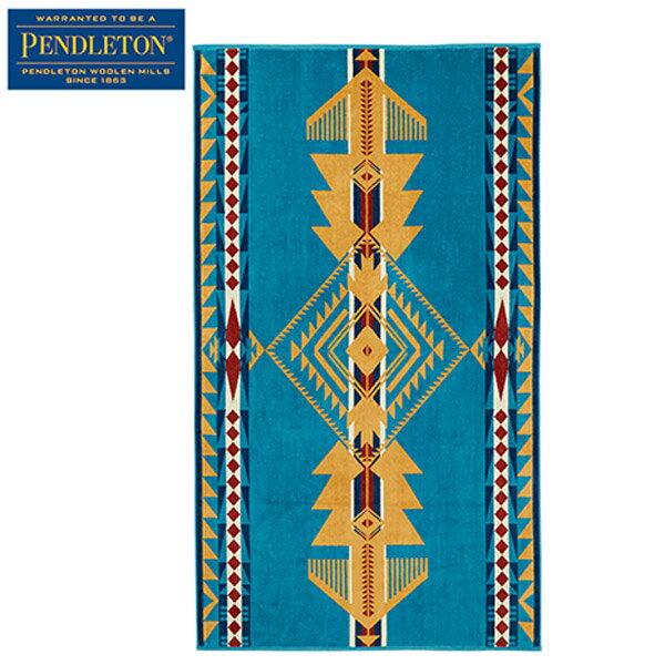 ペンドルトン PENDLETON ジャガードバスタオル オーバーサイズ EagleGift [タオル][ブランケット][ラグ][タオルケット][おしゃピク][おしゃれピクニック][オシャレ][5/21 9:59まで ポイント10倍]