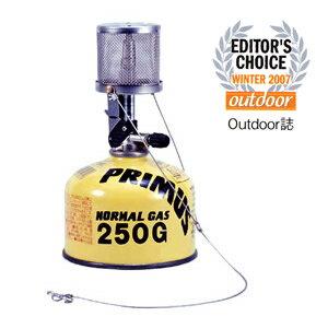 プリムス PRIMUS P-541 マイクロンランタン 点火装置付き [ガス式][防災グッズ][停電対策][節電]