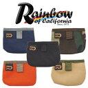 レインボーオブカリフォルニア Rainbow of California コイン&カードホルダー [コインケース][ウォレット][小銭入れ][5カラー][ポイン...