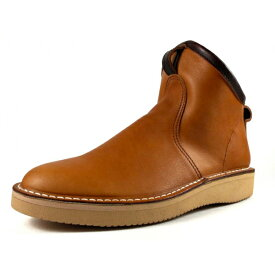 RFW SWIFT MID LEATHER Camel