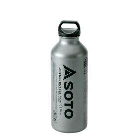 SOTO ソト 新富士バーナー SOTO 広口フューエルボトル 700ml [ソト][ムカストーブ][シングルバーナー][ガソリンストーブ][ガスストーブ][燃料ボトル][フューエルボトル][6/21 9:59まで ポイント5倍]