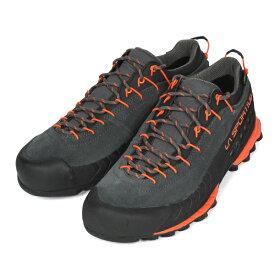 ラ スポルティバ LA SPORTIVA TX4 GTX Carbon/Flame [トラバース][X4][ゴアテックス][登山靴][シューズ][トレッキング][メンズ][GORE-TEX][27ACF]