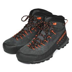 ラ スポルティバ LA SPORTIVA TX4 Mid GTX Carbon/Flame [トラバースX4ミッドゴアテックス][シューズ][登山靴][トレッキング][GORE-TEX][メンズ][27E900304]