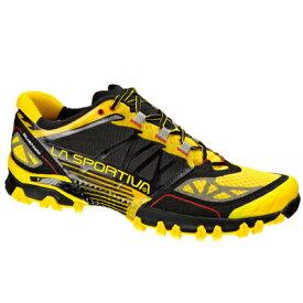 ラ スポルティバ LA SPORTIVA Bushido Yellow/Black [ブシドー][イエロー][ブラック][メンズ][トレイルランニング][シューズ][26KYB]