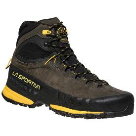 ラ スポルティバ LA SPORTIVA TX5 GTX Carbon/Yellow [トラバース5][GORE-TEX][ゴアテックス][トレッキングシューズ][メンズ][27I900100]