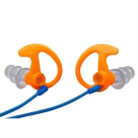 シュアファイア SUREFIRE EP5 ソニックディフェンダーMAX OR [EP5 SONIC DEFENDERS MAX - Full-Block Flanged Earplugs][オレンジ]