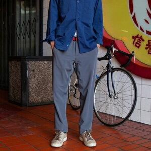 スワーブ SWRVE transverse downtown trousers grey