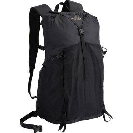 ノースフェイス THE NORTH FACE Glam Backpack ブラック (K) [NM81861][グラムバックパック]
