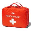 【あす楽対応 平日13:00まで】 ノースフェイス THE NORTH FACE First Aid Bag ファイアリーレッド (FR) [NM91808]