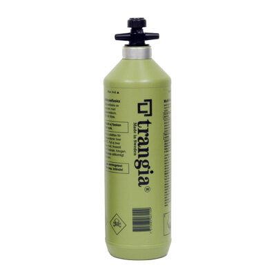 トランギア trangia 燃料ボトル1.0L OV [フューエルボトル][オリーブ][4/19 9:59まで ポイント3倍]