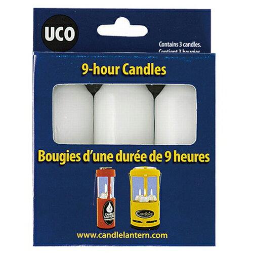 UCO Candle Lantern スペアキャンドル [キャンドル][ろうそく][スペア][3/19 13:59まで ポイント2倍]