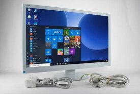 【中古】【液晶モニター】NEC 24型ワイド液晶ディスプレイ LCD-AS242W