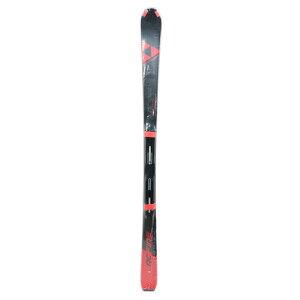 フィッシャー(FISCHER) スキー 板 セット ビンディング付属 RC FIRE SLR PRO A30319+T41018 (メンズ)