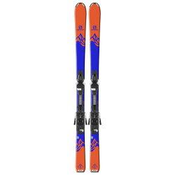 サロモン(SALOMON) ジュニア スキー板 ビンディング付 18 QST MAX JR M + L7 399598 (Jr)