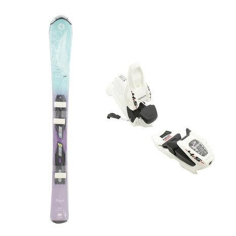 ブリザード(BLIZZARD) ジュニア スキー板 ビンディング付 19 PEARL JR +FDT4.5 (Jr)