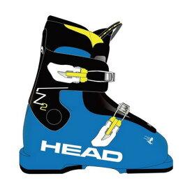 ヘッド(HEAD) Z2 BK BLUE ジュニア スキーブーツ (Jr)
