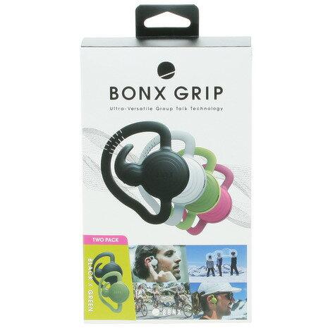 BONX BONX Grip2個パッケージBLK×GRN BX2-MTBKGN1 BONX Grip ブラック グリーン (Men's、Lady's)