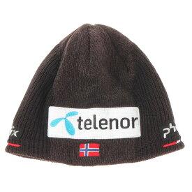 フェニックス(PHENIX) Norway Alpine Team ジュニア ワッチキャップ PS9G8HW80 BK (Jr)