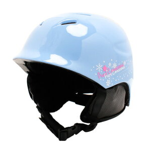 ピュアコンシャス(PURECONCIOUS) スキー スノーボード ヘルメット ジュニア キッズ スキーヘルメット 335PC9ZF5568 SAX (キッズ)