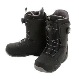 バートン(BURTON) スノーボード ブーツ RULER BOA BLACK 20317100001 (メンズ)