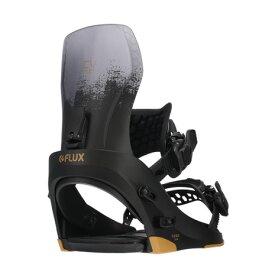 フラックス(FLUX) 【先行予約商品】 スノーボードビンディング シーブイ ブラック F22CVB (メンズ、レディース)