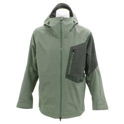 バートン(BURTON) AK ゴアテックス サイクリック ジャケット 10002105303 DUSTY OLIVE/FOREST NIGHT スノーボードウェア メンズ (Men's)