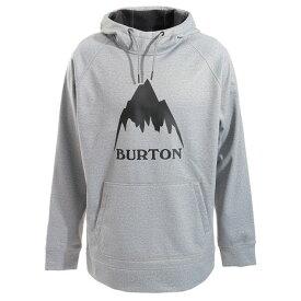 バートン(BURTON) スノーボード ウェア 19-20 Crown Bonded Pullover フーディ 10891108020 (メンズ)