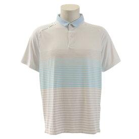 アンダーアーマー(UNDER ARMOUR) ゴルフ ポロシャツ メンズ アイソチル パワープレイポロシャツ 1327034 WHT/MGA GO (Men's)